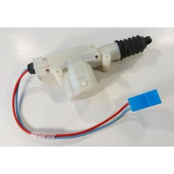 Central door locking actuator 2 wire