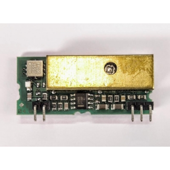 Radio key receiver