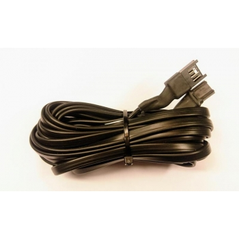 Extention cord for displey of parking aid